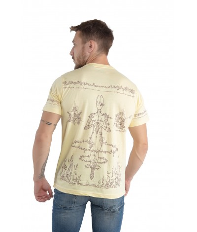 BALANCE,AUM,OM,Mens,Tshirt,100%,Cotton,Organic,Cotton,Trippy,Comfortable,Durable,hippie,shirts,Psychedelic,clothing,Goa,Psy,gear,Festival,clothing,clothes,Fashion,Tshirts,India,Shipping,worldwide,T shirts